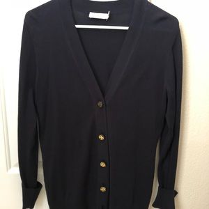 Tory Burch cardigan Size M. Excellent condition